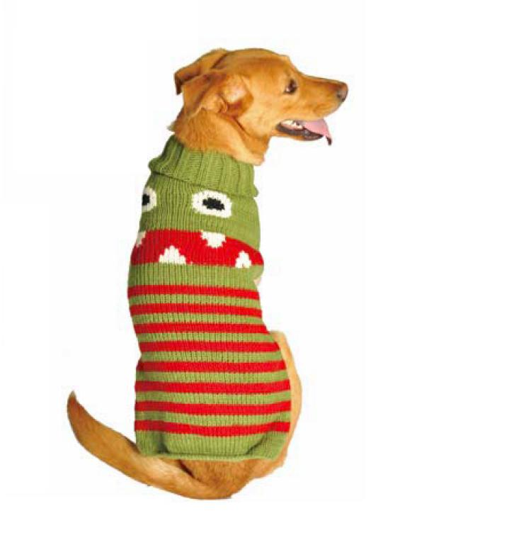 Little Monster Dog Sweater - Chilly Dog Sweaters