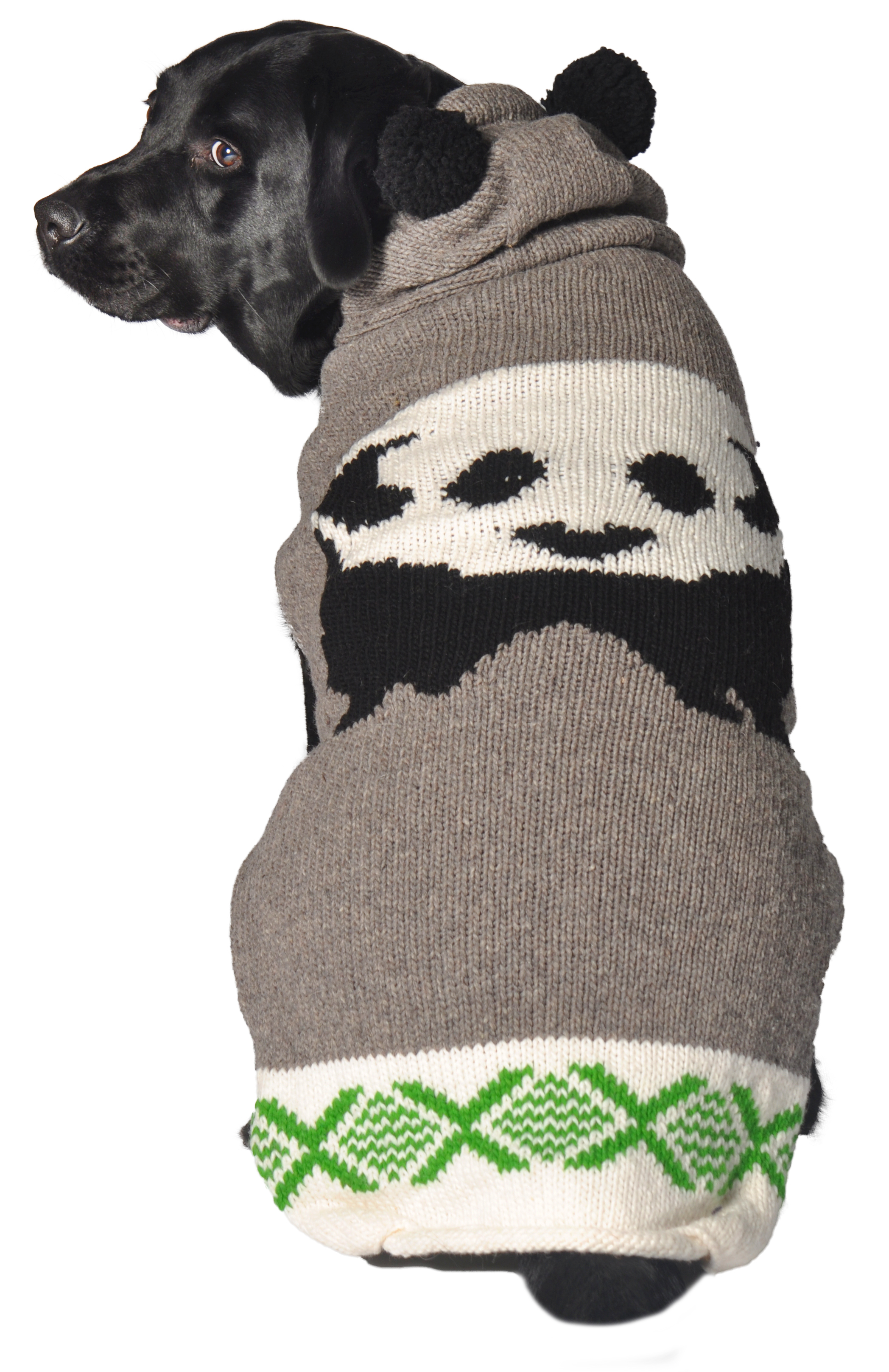Panda Hoodie Dog Sweater Chilly Dog Sweaters